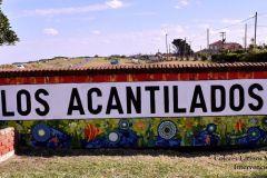 Mural Los Acantilados