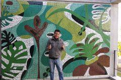 Mural Alejandra Pan