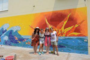 Mural Privado - Avanti Mosaico