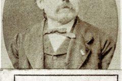 """""""Tarjeta de expositor"""" con la firma de Giandomenico Facchina para la Exposición Universal de París en 1878."""