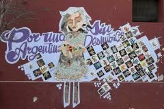 Mural Conín -Diseño y dirección junto a  Natalia Torletti y Mario Vélez - 2017-