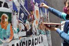 Victoria Carboni - Mural APU
