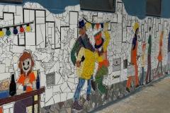 Mural Peregrinación