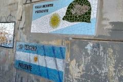 Homenaje a Malvinas y Crucero Gral Belgrano